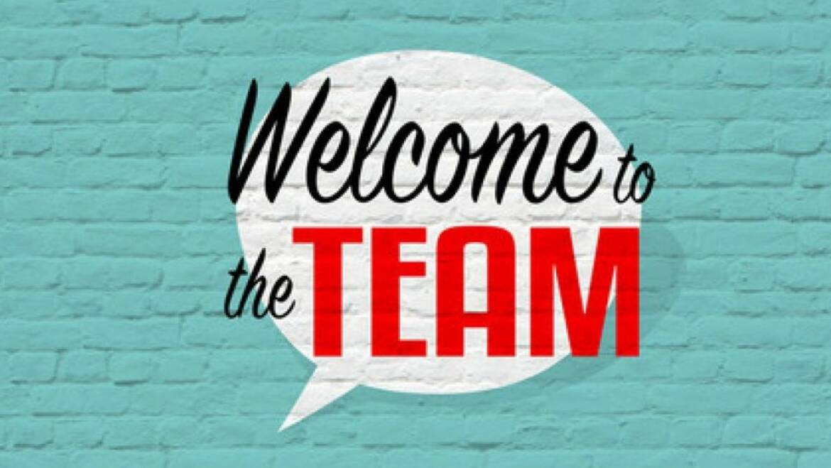 Welcome to our new director of sales & marketing